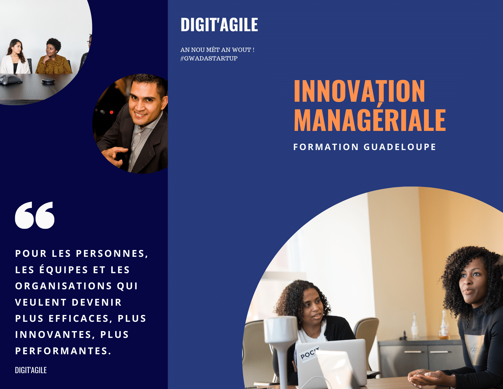 Formation Innovation Managériale Guadeloupe