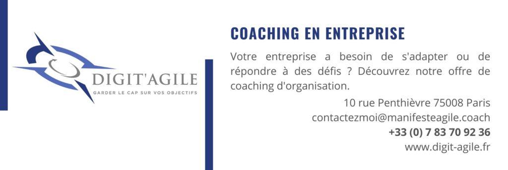 Coaching professionnel en entreprise pour équipes, collaborateurs, organisation