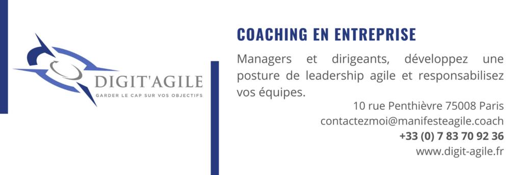 Coaching professionnel en entreprise pour managers et dirigeants