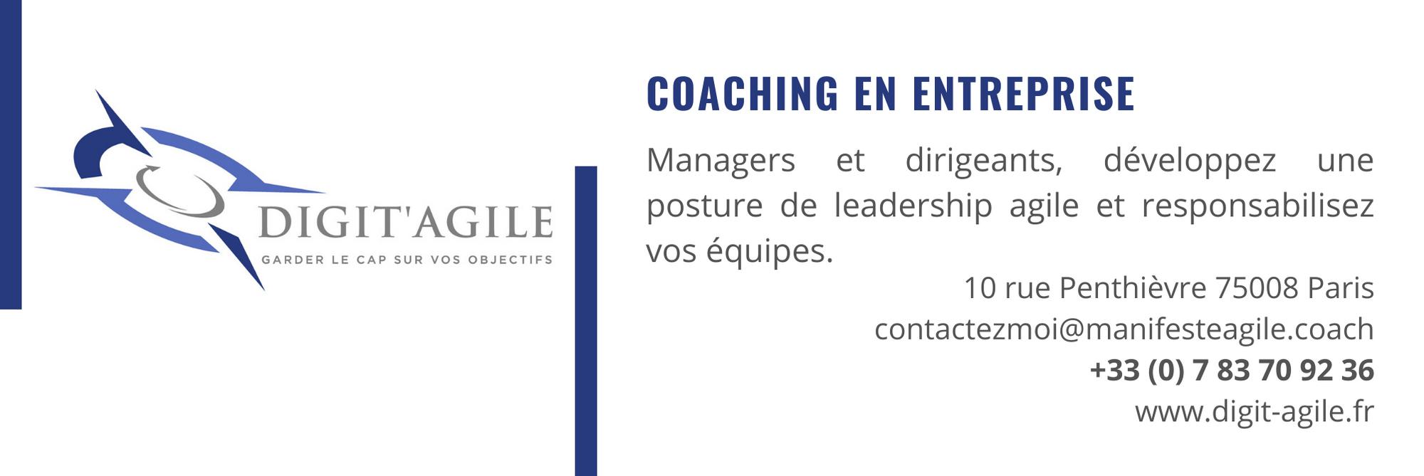 Coaching de Managers et Dirigeants
